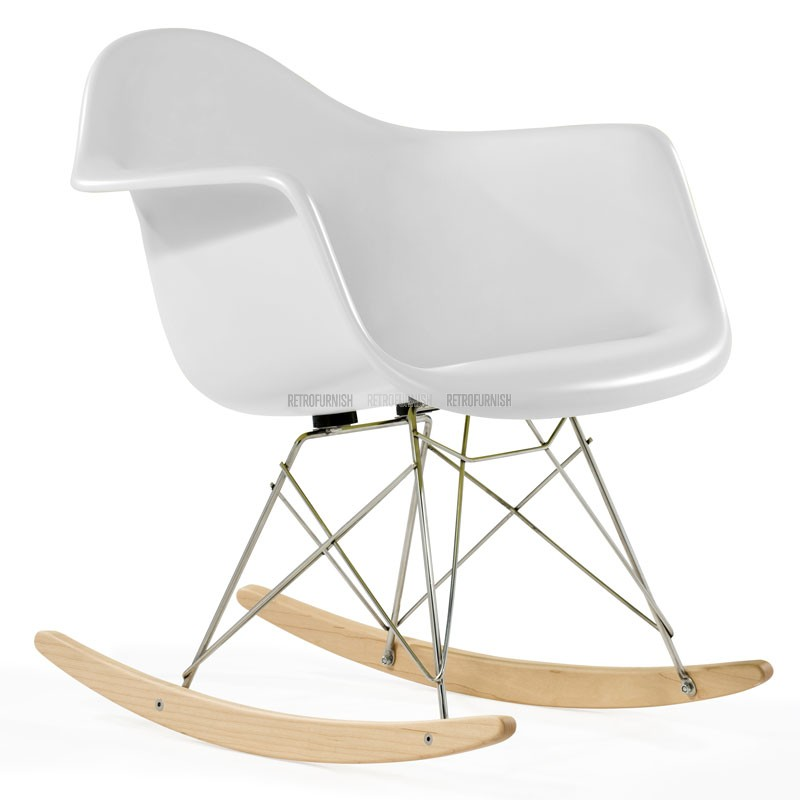 Inspiration inge bruins interior business - Chaise a bascule eames ...