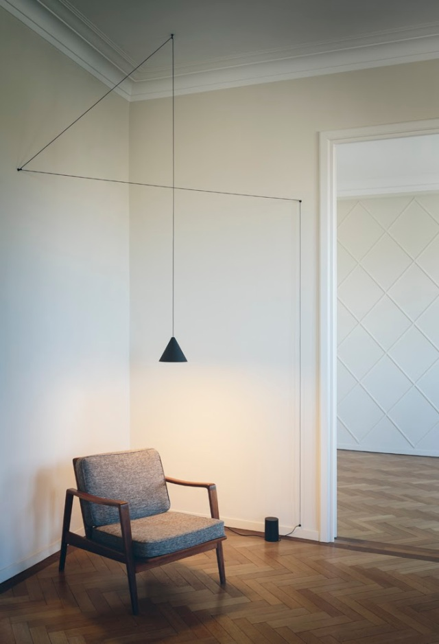 designed by Michael Anastassiades, for Flos