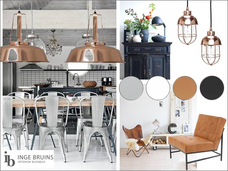 Moodboard Monday (1) : Inge Bruins - Interior Business