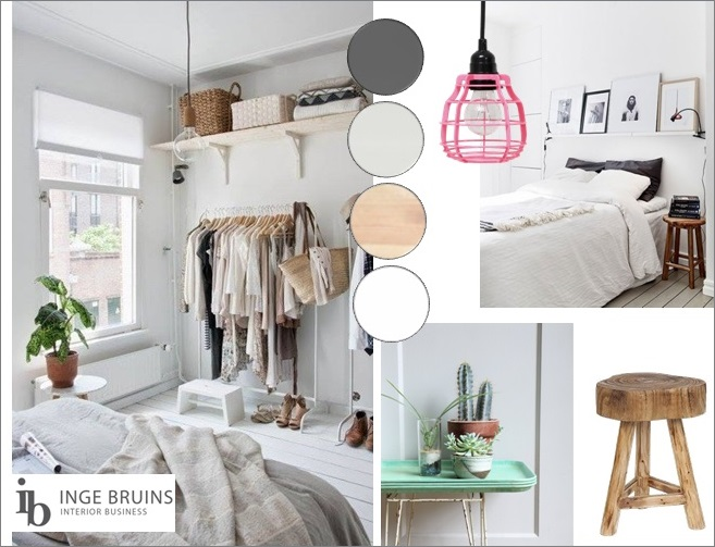 slaapkamer | Inge Bruins - Interior Business