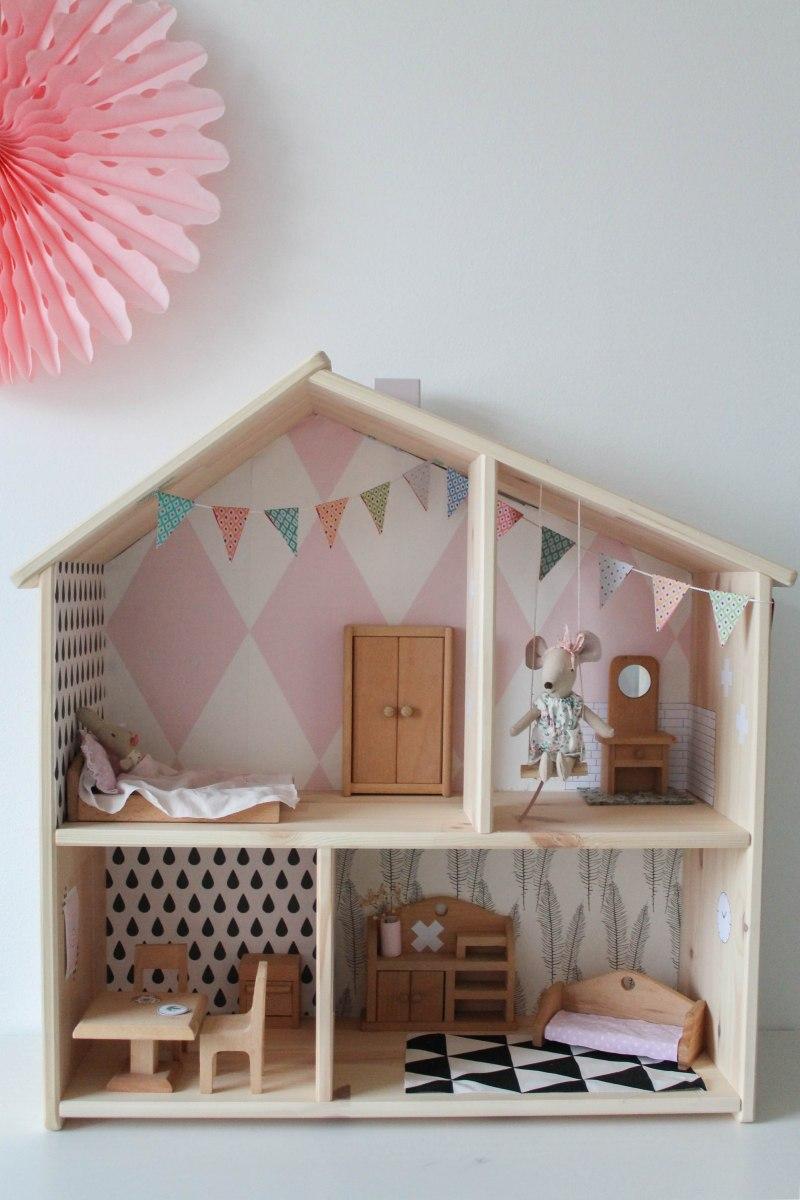 Styling van een Mini-huisje